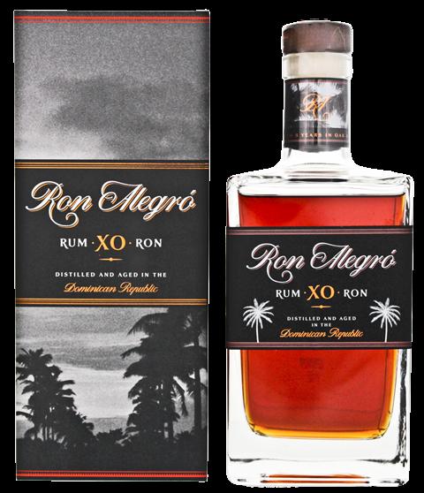 Ron Alegro XO Rum 0,7 Liter 40%