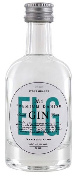 Elg No. 1 Gin 0,05 Liter 47,2%