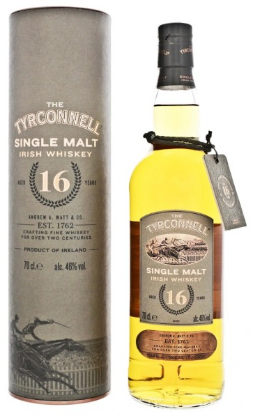 Tyrconnell 16YO Single Malt Whisky 0,7 Liter 46%