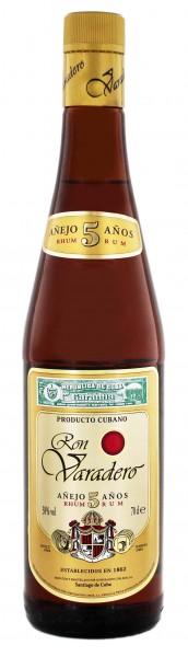 Varadero Oro 5YO Rum 0,7 Liter 38%