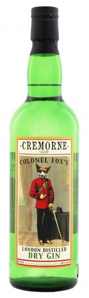 Cremorne 1859 Colonel Fox's Dry Gin 0,7 Liter