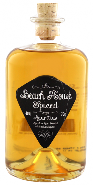 Beach House Spiced 0,7 Liter 40%