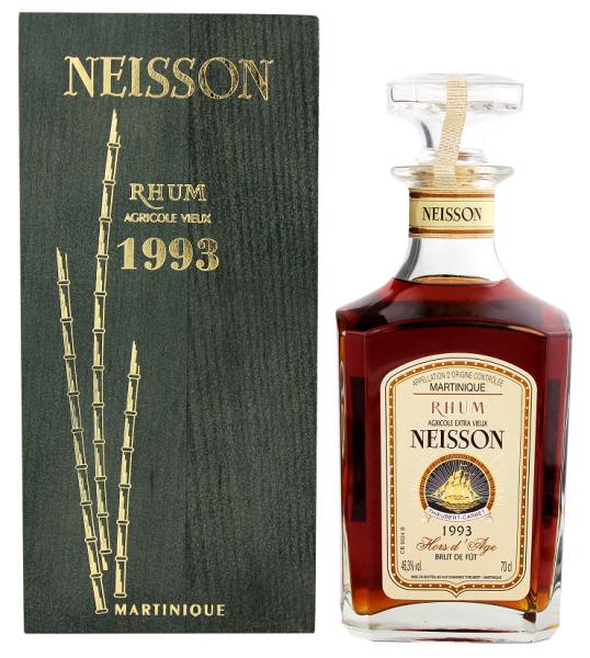 Neisson Hors d' Age 1993 0,7 Liter