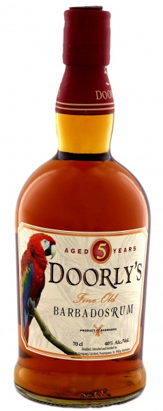 Doorly's 5YO Rum 0,7 Liter 40%