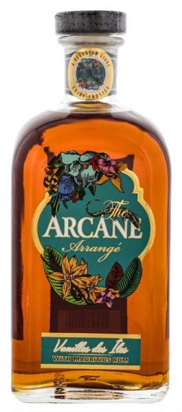 Arcane Arrangé Vanilles des îles 0,7 Liter 40%