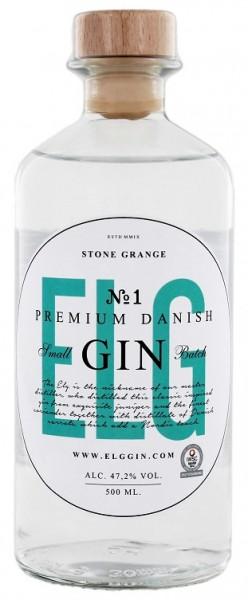 Elg No. 1 Gin 0,5 Liter 47,2%