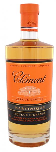 Clément Liqueur Creole Shrubb 0,7 Liter 40%