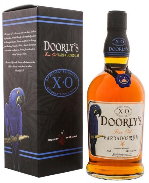 Doorly´s XO Rum 0,7 Liter 43%