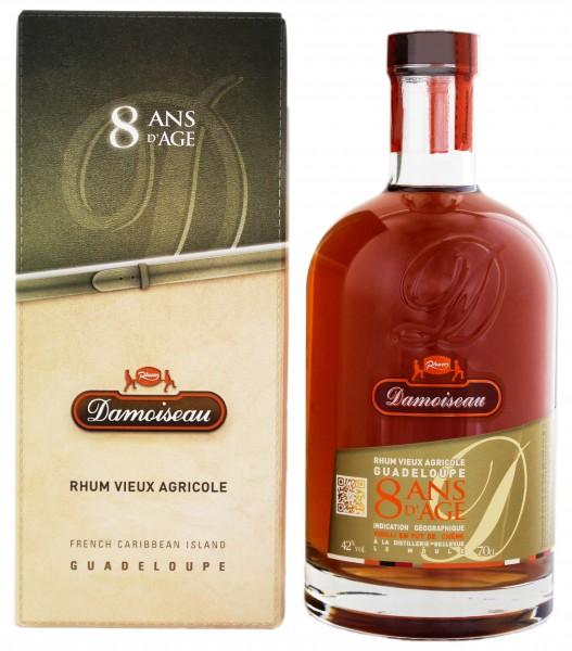 Damoiseau 8YO Agricole Rhum 0,7 Liter 42%