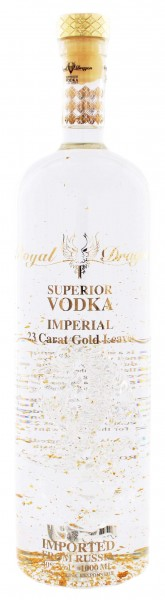 Royal Dragon Superior Vodka Imperial 1 Liter