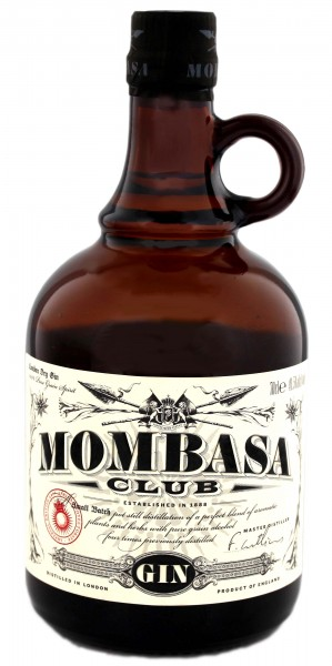 Mombasa Club London Dry Gin 0,7 Liter
