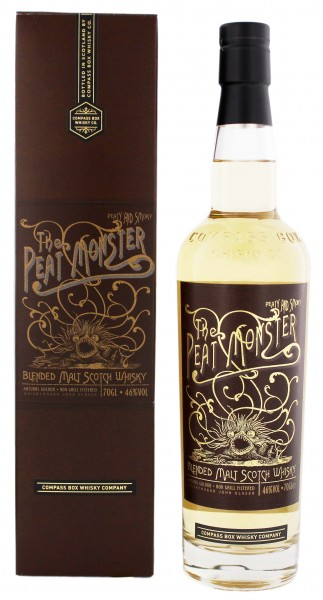Compass Box The Peat Monster Whisky 0,7L
