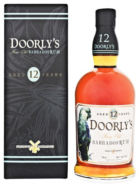 Doorly´s 12YO Rum 0,7 Liter 40%