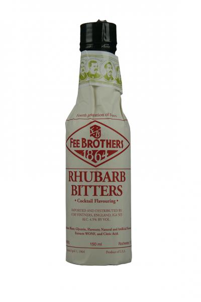Fee Brothers Rhubarb Bitters 0,15 Liter