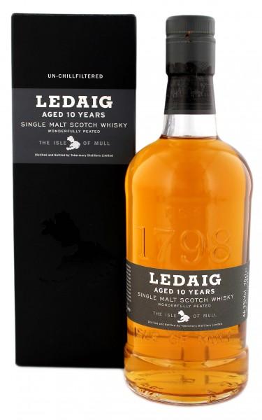 Ledaig 10YO Malt Whisky 0,7 Liter 46,3%