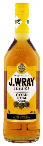 J. Wray Gold Rum (ehem.Appleton Special Gold) 0,7 L