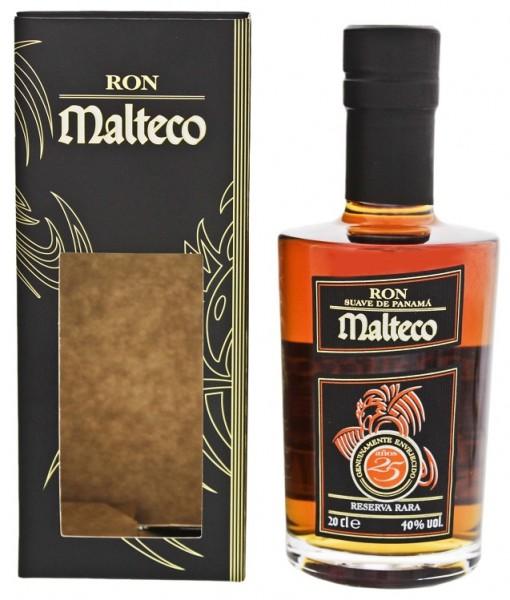 Malteco 25YO Reserva Rara Rum 0,2 Liter 40%