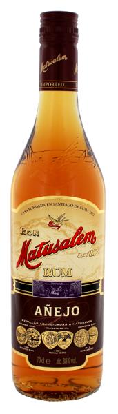Matusalem Anejo Rum 0,7 Liter