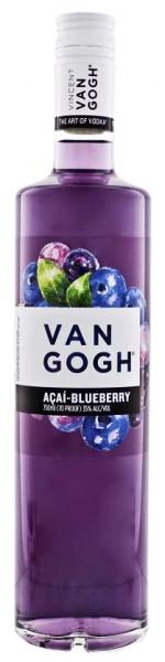 Van Gogh Acai Blueberry Vodka 0,7 Liter 35%