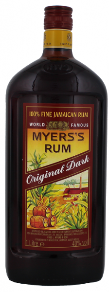 Myers´s Original Dark Rum 1 Liter