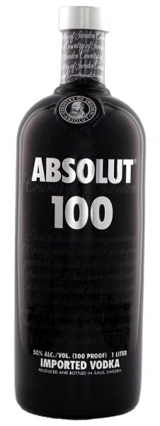 Absolut 100 1 Liter 50%