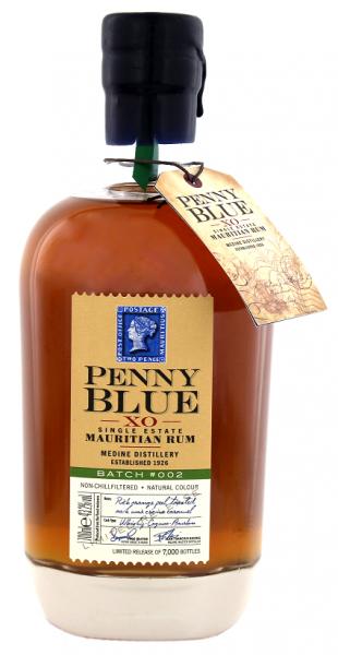 Penny Blue XO Mauritian (Batch #002) 0,7 Liter