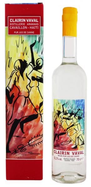 Clairin Vava Rum 0,7 Liter 51,1%