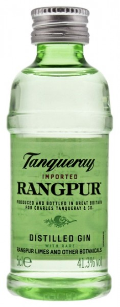 Tanqueray Rangpur Dry Gin 0,05 Liter 41,3%