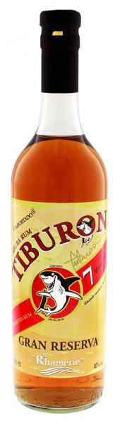 Tiburon 7YO Gran Reserva Rum 0,7 Liter 40%