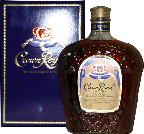 Crown Royal  1 Liter 40%
