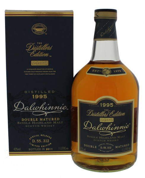 Dalwhinnie Distillers Edition 1995/2011 1L