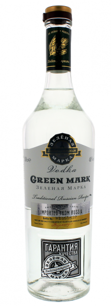 Green Mark Vodka 0,5 Liter