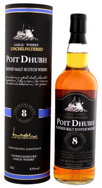 Poit Dhubh 8YO 0,7L