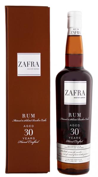 Zafra 30YO Master Series Rum 0,7 Liter