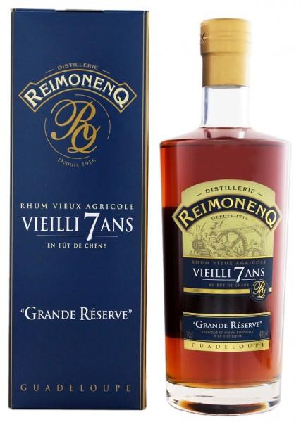 ReimonenQ 7YO Grande Réserve Rhum 0,7 Liter 40%