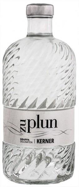 Zu Plun Kerner Dolomiten Grappa 0,5 Liter 42% Vol.