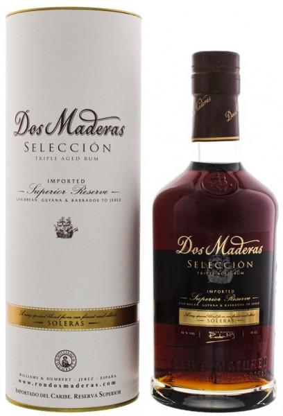 Dos Maderas Seleccion Rum 0,7 Liter 42%