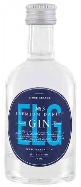 Elg No. 3 Navy Strength Gin 0,05 Liter 57,2%