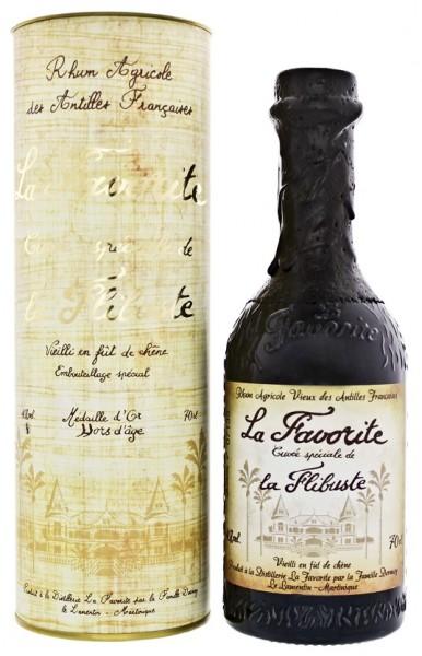 La Favorite Cuvee Speciale de la Flibuste 1992 Agricole Rhum 0,7 Liter 40%