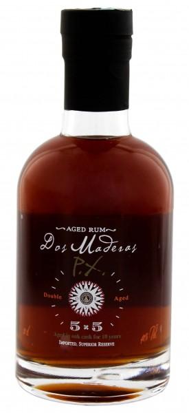 Dos Maderas PX 5+5YO Rum 0,2 Liter 40%