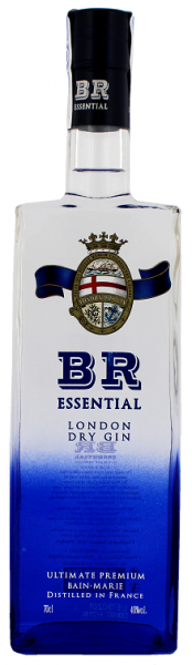 BR Essential London Dry Gin 0,7 Liter