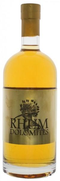 Zu Plun Dolomites Overproof Rhum 1 Liter 60,3% Vol.