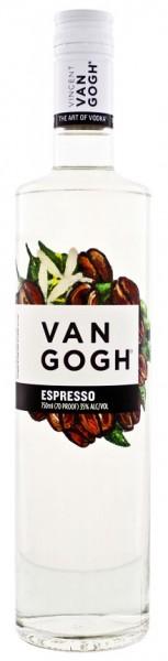 Van Gogh Espresso Vodka 0,7 Liter 35%