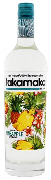 Takamaka Pineapple Liqueur 0,7 Liter 25%