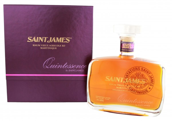 Saint James Vieux XO Quintessence 0,7 Liter