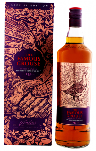 Famous Grouse 16YO Blended Scotch Whisky 1 Liter 40%