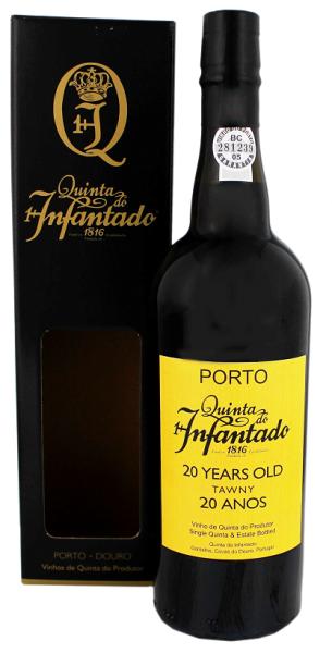 Quinta do Infantado Tawny 20YO 0,7 Liter