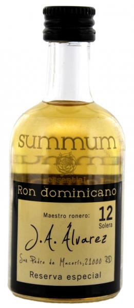 Summum 12YO Reserva Especial Ron 0,05 Liter 38%