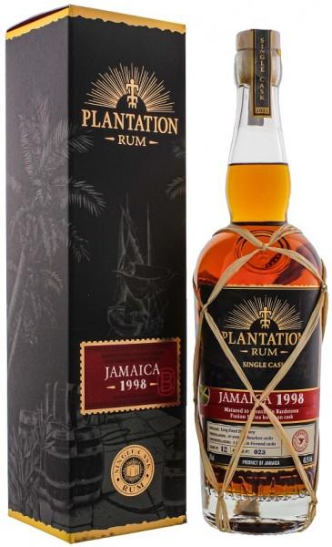 Plantation Jamaica 1998 CRV Limited Edition Rum 0,7 Liter 49,2%