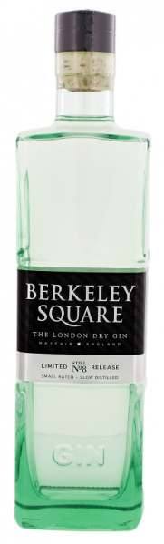 Berkeley Square No. 8 Gin 0,7 Liter